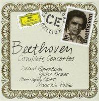 Audio CD Various Artists. Beethoven: Complete Concertos