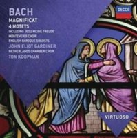 Audio CD Various Artists. Bach: Magnificat; 4 Motets
