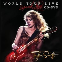 Taylor Swift. Speak Now World Tour Live (CD + DVD)