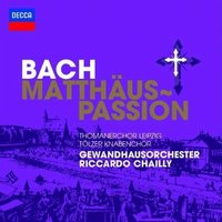 Audio CD Riccardo Chailly. Bach. St. Matthew passion