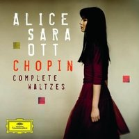 Audio CD Alice Sara Ott, Chopin. Waltzes