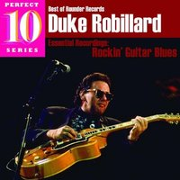 Audio CD Duke Robillard. Rockin' Guitar Blues