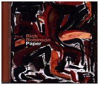 Rich Robinson. Paper (CD)