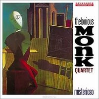 Audio CD Thelonious Monk Quartet. Misterioso