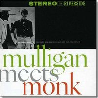 Audio CD Monk Thelonious And Gerry Mulligan. Mulligan meets Monk