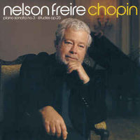 Audio CD Nelson Freire. Chopin: Piano Sonatas