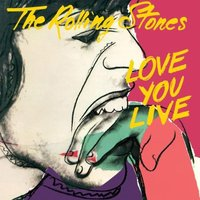 Audio CD The Rolling Stones. Love You Live