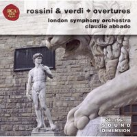 Audio CD Claudio Abbado. Rossini: Overtures