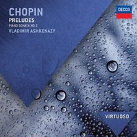 Audio CD Vladimir Ashkenazy. Chopin: Preludes; Piano Sonata No.2