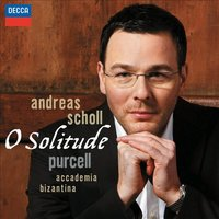 Audio CD Andreas Scholl. Purcell - O Solitude