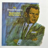Audio CD Frank Sinatra. September Of My Years