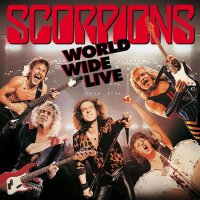 Scorpions. World Wide Live (50th Anniversary Deluxe Edition) (CD)
