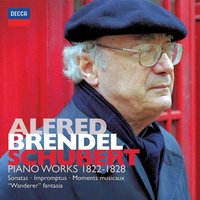 Audio CD Alfred Brendel. Schubert. Piano Works 1822-1828