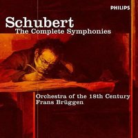 Audio CD Schubert. The Symphonies. Orchestra Of The 18th Centery / Frans Bruggen. Collectors Edition
