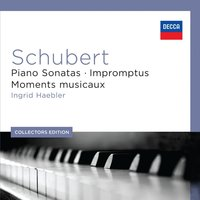 Audio CD Ingrid Haebler. Schubert: The Piano Sonatas