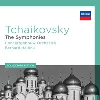 Audio CD Bernard Haitink. Tchaikovsky: The Symphonies