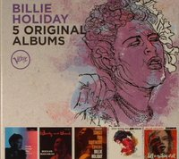 Billie Holiday. Original Albums (5 CD)