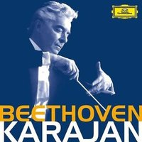 Audio CD Herbert von Karajan. Beethoven