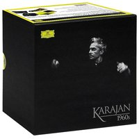 Audio CD Herbert Von Karajan. Karajan 1960's. Limited Edition