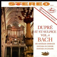 Audio CD Marcel Dupre. At Saint-Sulpice Vol.4