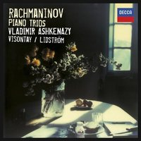 Audio CD Vladimir Ashkenazy. Rachmaninov: Piano Trios