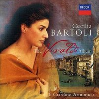 Audio CD Cecilia Bartoli. The Vivaldi Album