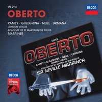 Audio CD Sir Neville Marriner. Verdi: Oberto