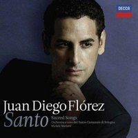 Audio CD Florez Juan Diego. Santo