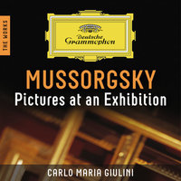 Audio CD Carlo Maria Giulini. Mussorgsky: Pictures At An Exhibition