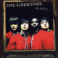 Audio CD The Libertines. The best of