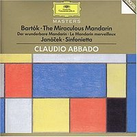 Audio CD Shlomo Mintz, The Ambrosian Singers. The Miraculous Mandarin Op.19; Two