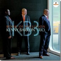 Audio CD Barron Kenny Trio. Book Of Intuition
