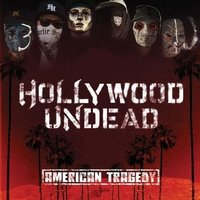 Audio CD Hollywood Undead. American Tragedy