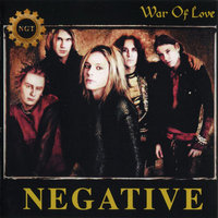 Negative. War of love (CD)