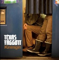 Audio CD Texas Faggott. Kininigin