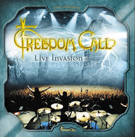 Audio CD Freedom Call. Live invasion