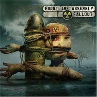 Audio CD Front Line Assembly. Fallout