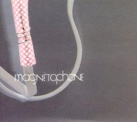 Magnetophone. The man who ate the man (CD)