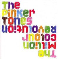 Audio CD The Pinker Tones. The milion colours revolution