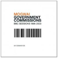 Audio CD Mogwai. Government commissions
