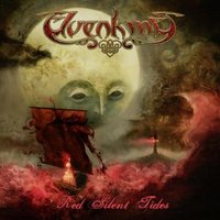 Audio CD Elvenking. Red Silent Tides