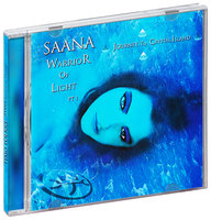 Timo Tolkki. Saana. Warrior Of Light. Pt. 1 (CD)