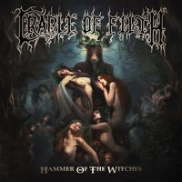 Cradle Of Filth. Hammer of the witches (CD)