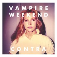 Audio CD Vampire Weekend. Contra