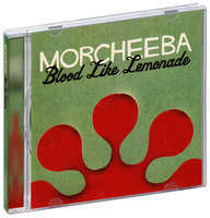 Audio CD Morcheeba. Blood Like Lemonade