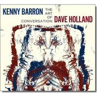 Audio CD Barron Kenny & Dave Holland. The Art Of Conversation