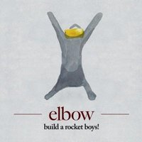 Audio CD Elbow. Build A Rocket Boys!