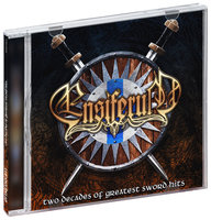 Audio CD Ensiferum. Two Decades Of Greatest Sword Hits