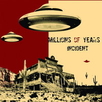 Audio CD Millions Of Years. Incident
