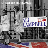 Audio CD Ali Campbell. Great british songs